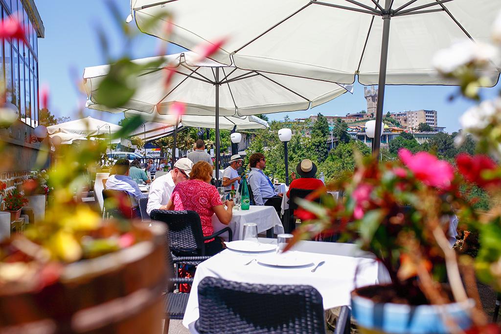 Restaurante en San Sebastián - Asador Alaia, Igueldo